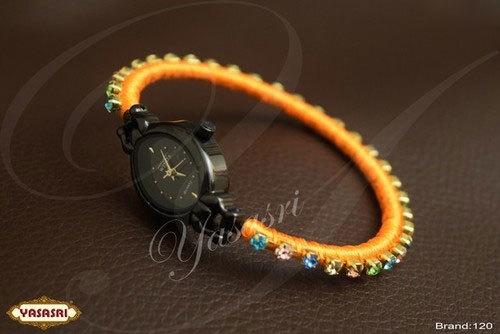 Multi Stone Designer Watch