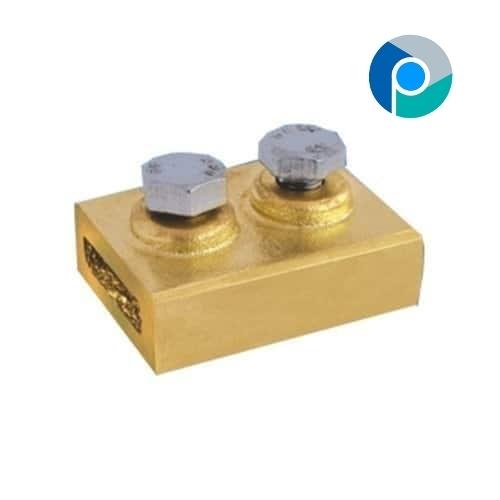 Brass Oblong Test Clamp