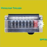 Petrol Pump Totalizer