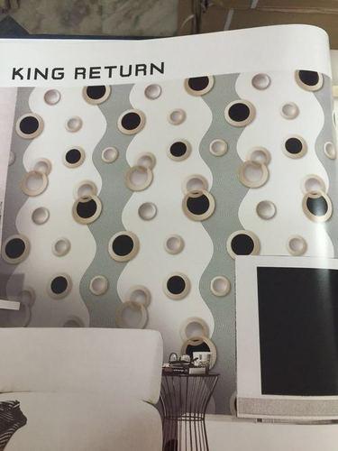 Designer PVC Wallpaper