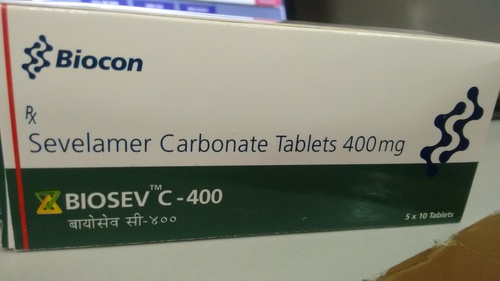 Sevelamer Carbonate Tablets 400mg