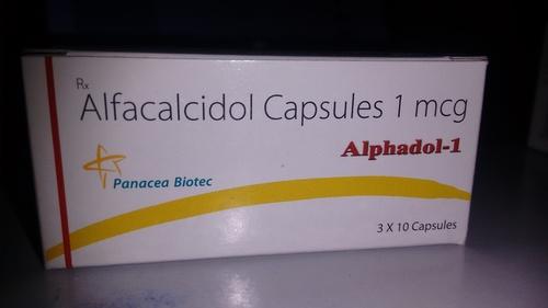 Alfacalcidol Capsules 1mcg