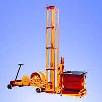 Builder Material Hoist