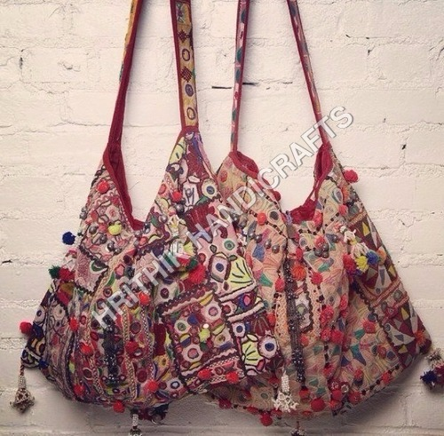 Cotton Banjara Bag
