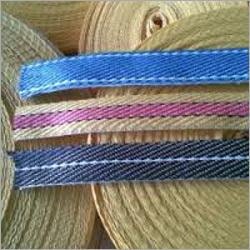 狭窄织品编织