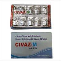 Civaz M Tablets