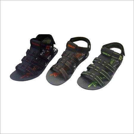Grey PU Sandal