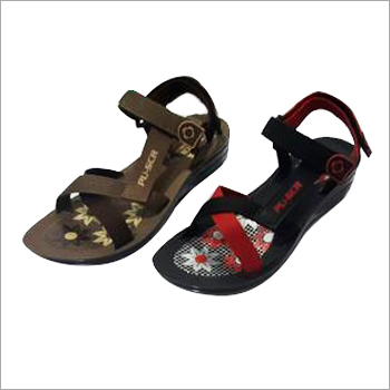 Ladies PU Slippers & Sandals