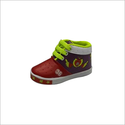 Red Kids Shoes