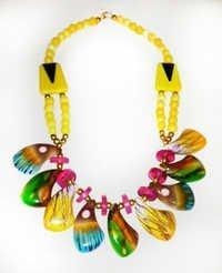 Artificial Fancy Necklaces