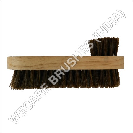 Double Sided Shoe Brush