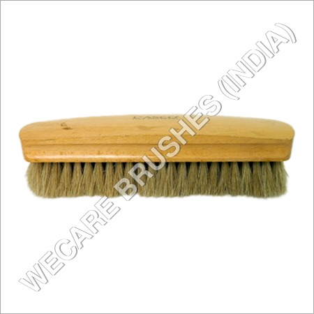 Dasco Horse Hair Shoe Brush