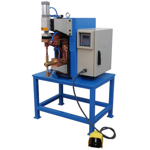 Pneumatic Bench Type Spot Welding Machine