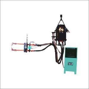 Pneumatic Portable Suspension Spot Welding Machine