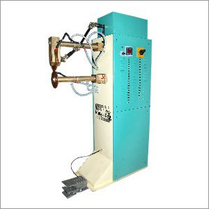 Semi- Auto Seam Welding Machine