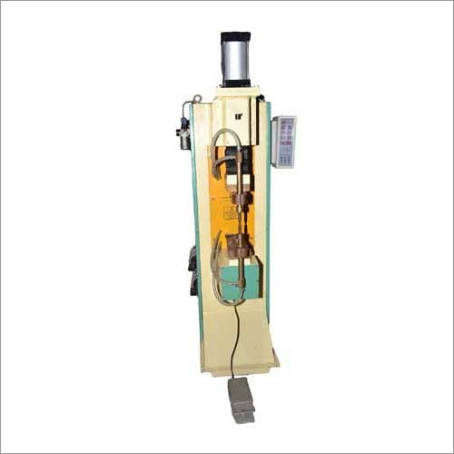 Single Head Projection Welding Machine