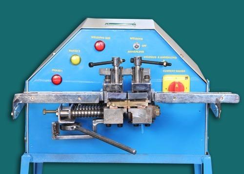Blade Butt Welding Machine