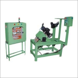 Rotary Welding SPM Machine