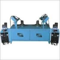 Two Torch Profile Welding Machine