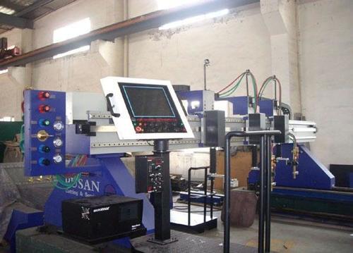PUSAN GANTRY CNC PLASMA CUTTING MACHINE