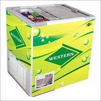 Glass Top Freezer - 230 Ltrs.