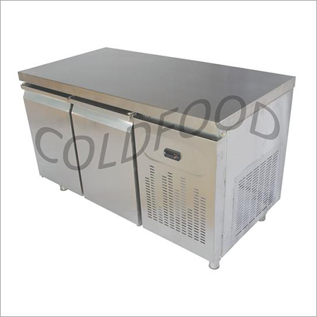 2 DOOR UNDER COUNTER CHILLER 305 LTRS.