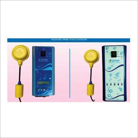 Semi Automatic Water Level Controller