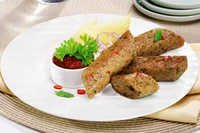 Nawabi Chicken Seekh Kabab