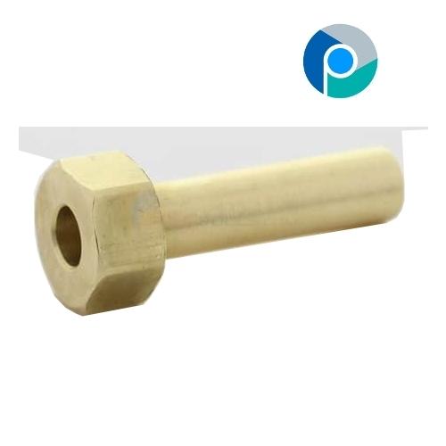 Brass Sleeve Nut