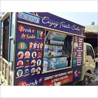 Mobile Van Soda Machine TATA  Ace