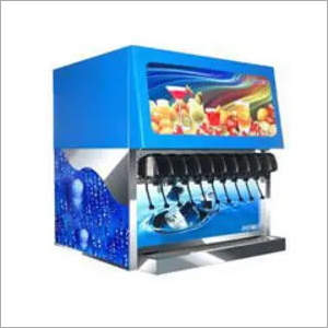 Vehicle Soda Fountain Machine