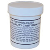 Cast Iron Gas Welding Flux