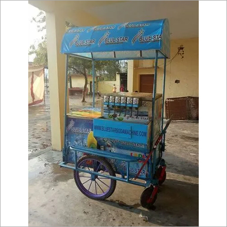 Rickshaw Soda Shop Machine