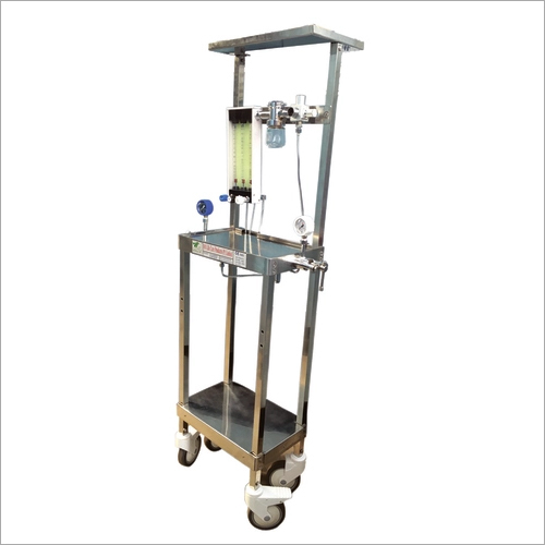 MRI Compatible Anaesthesia Machines