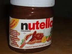 FERRERO NUTELLA CHOCOLATE