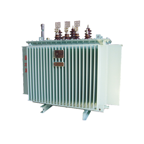 10KV Grade oil-immersed power transformer
