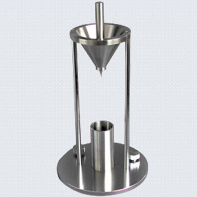 Density Meter for Chemical Powder