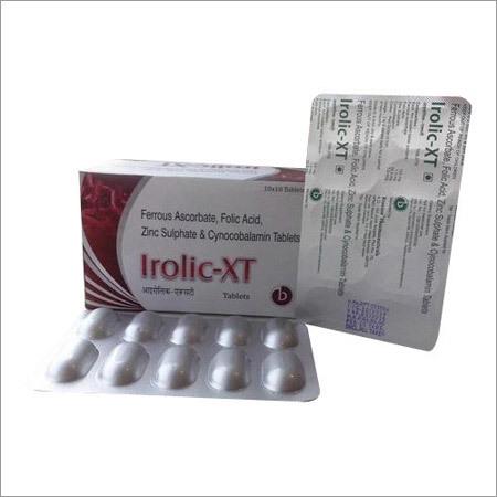 Cyanocobalamin片剂