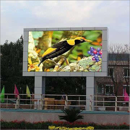 Advertising LED Kiosk