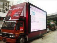 LED Video Mobile Van