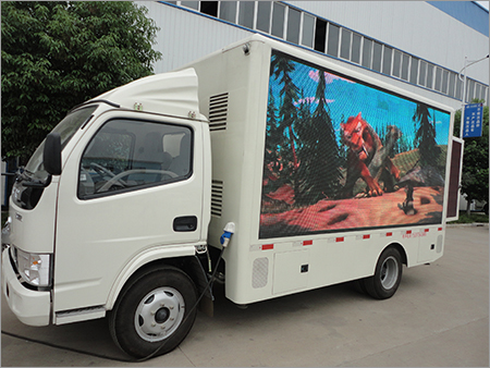 LED Movable Van