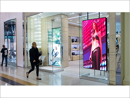 LED Screen for Retail Stores