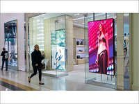 Retail LED Display Screen