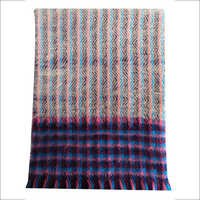 Printed Woolen Check Stoles
