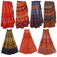 Fancy Wrap Around Skirts