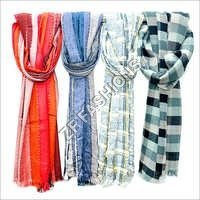 Ladies Cotton Voile Scarf