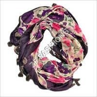 Cotton Print Scarf