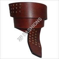Men Brown Belts