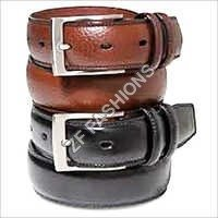 Men Leather Brown Belts