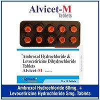 Levocetirizine 5 + Ambroxol 60